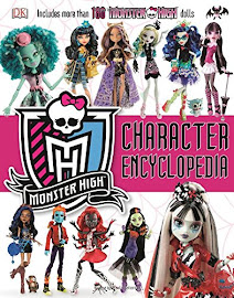 MH Monster High Character Encyclopedia Media