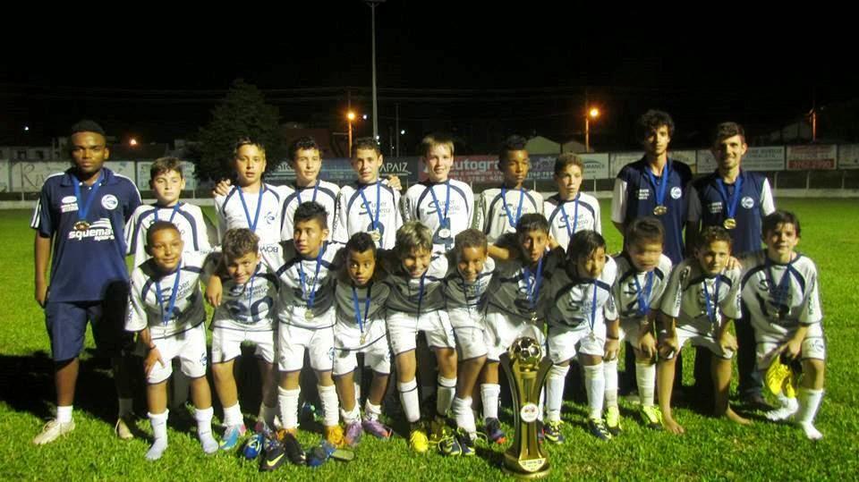 393858b34d Futebol   Base  Definidos os campeões da Copa Teutônia