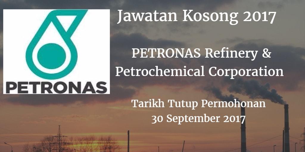 Jawatan Kosong PRPC 30 September 2017