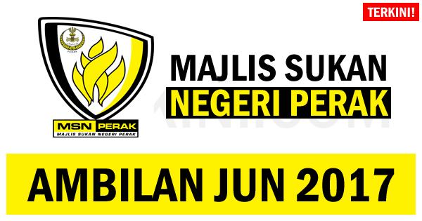 Majlis Sukan Negeri Perak