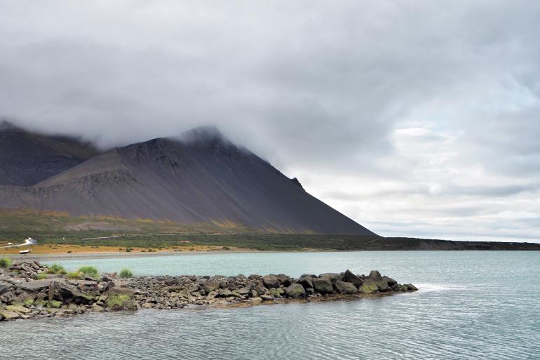 Voyage en Islande - montagne près de Borgarnes