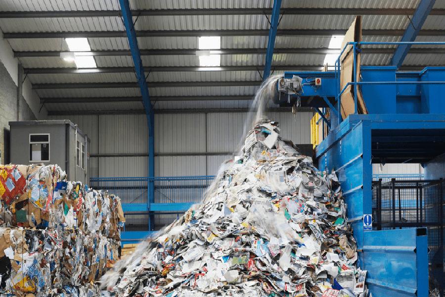 Nhà máy xử lý rác thải công nghiệp tiên tiến của thụ điển