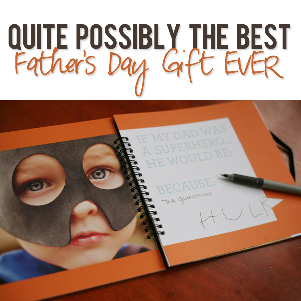 25 Easy Diy Fathers Day Gift Ideas
