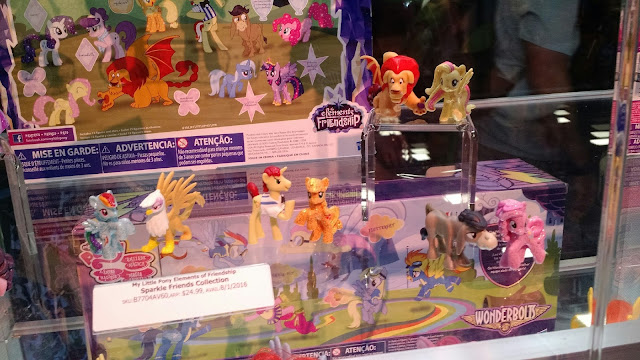 San Diego Comic Con 2016 - Blindbag Store Exlusive Sets Merchandise and Toys