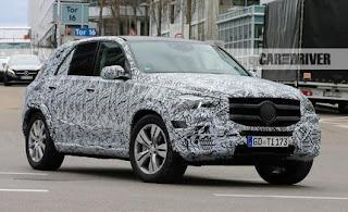 2019 Mercedes Benz GLE Classe Prix et date de sortie Rumeur