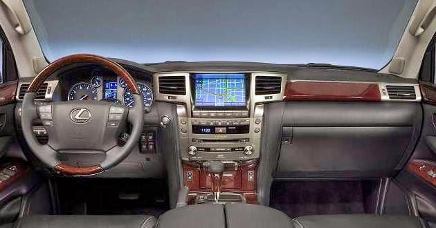 2016 Lexus Lx 570 Hybrid Concept