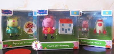 Игрушки из мультика Свинка Пеппа 2018 года