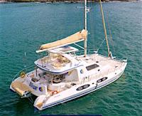 Aliwe Sailing Catamaran Charters