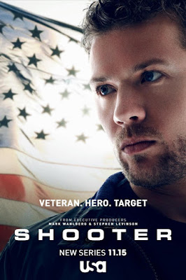 Shooter (TV Series) S01 2016 DVD R1 NTSC Latino