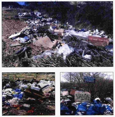 Η Χαλκιδική πνίγεται» στα μπάζα και τα σκουπίδι