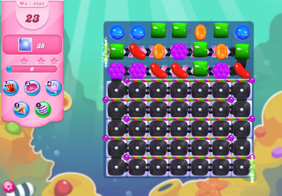 Candy Crush Saga level 4234