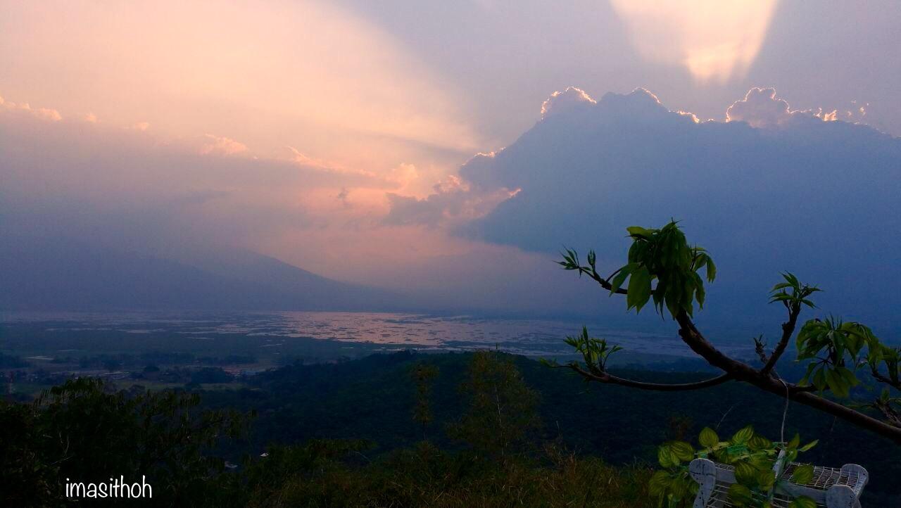 Gua Rong View Tuntang Salatiga