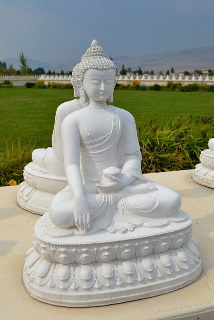 Сад Однієї Тисячі Будд, Монтана (Garden of One Thousand Buddhas, MT)