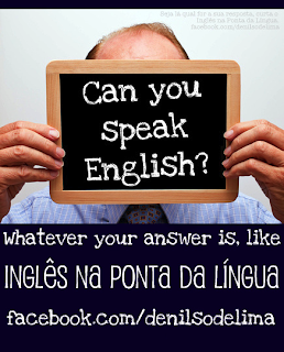Learn English on Facebook