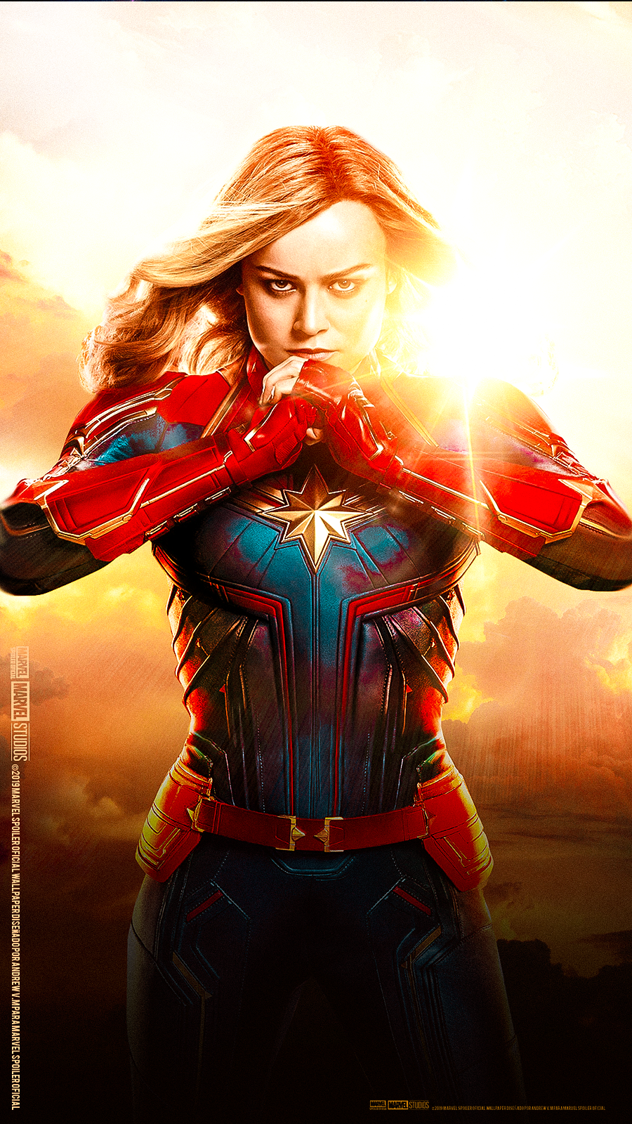 Capitana Marvel En Español Latino Full HD 1080p ...