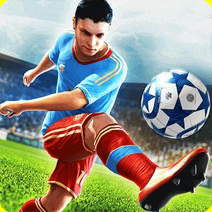 Final Kick: Futebol online apk mod