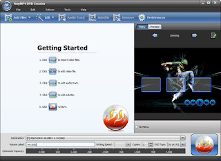 AnyMP4 DVD Creator 6.1.56 Multilingual Full Patch