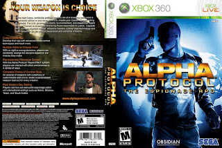 Download Game Alpha Protocol - The Espionsage RPG Full Version Iso For PC   Murnia Games