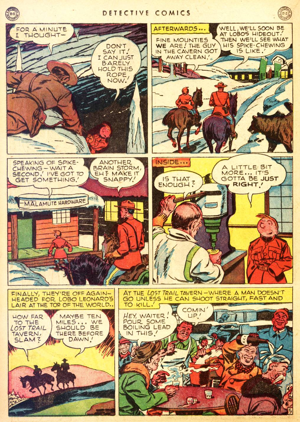 Detective Comics (1937) 124 Page 31