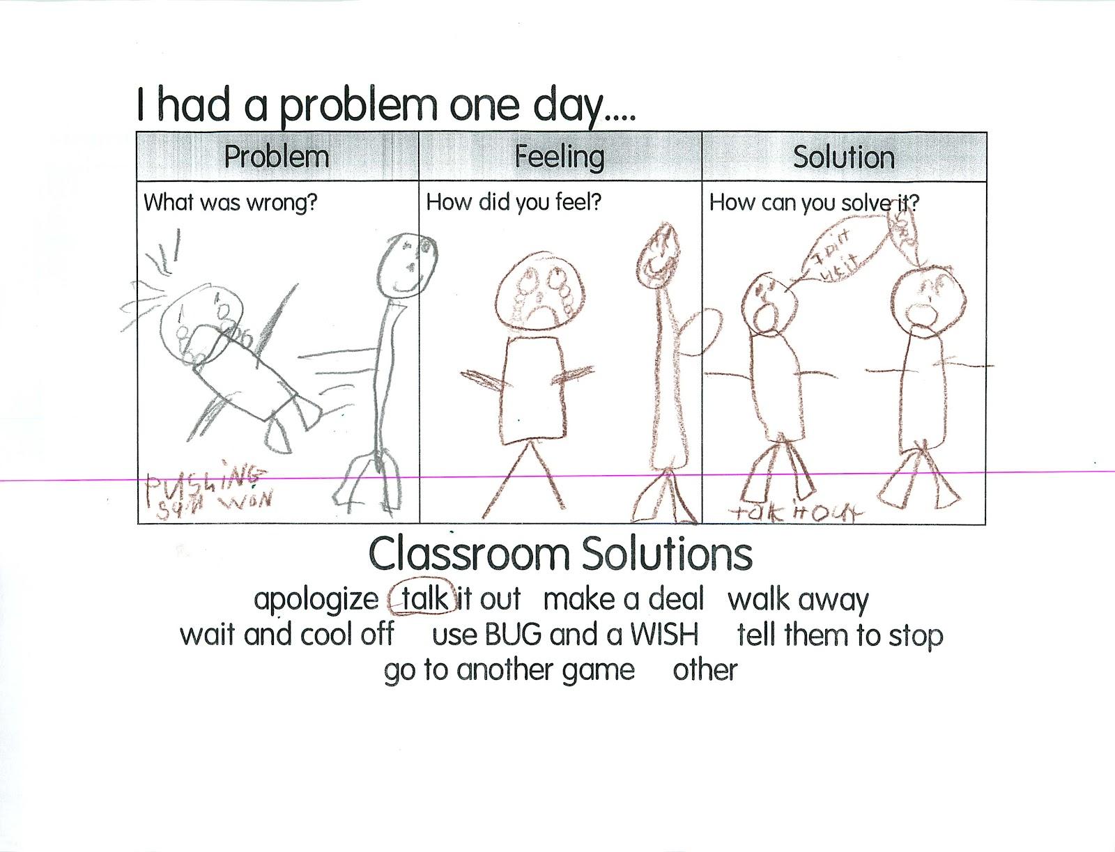 Joyful Learning In Kc Problem Solving In Kindergarten