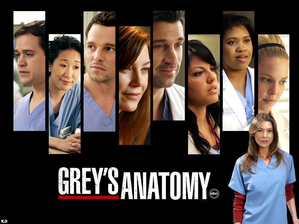 Movies And Tv Shows Review And Preview..: Grey's Anatomy ...