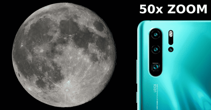 50x Zoom Of Huawei P30 Pro In Action (VIDEO) | TECHWANO