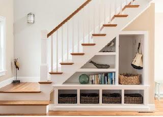 6 Desain Tangga Dan contoh Model Tangga Rumah Minimalis yang menawan dan Unik