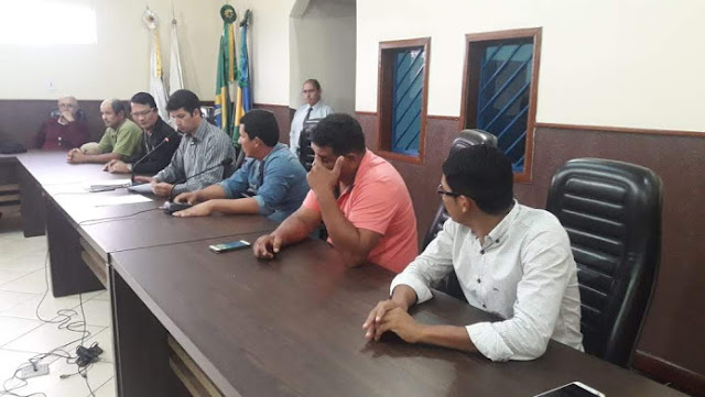 Câmara apura denúncia contra o vereador Gilmar Oro Nao - Vìdeo
