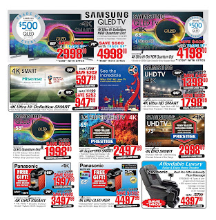 2001 Audio Video Flyer Canada May 25 - 31, 2018