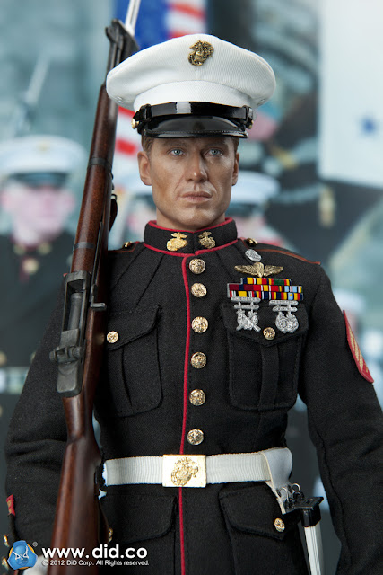 toyhaven preview did 1 6 united states marine corps dress blues