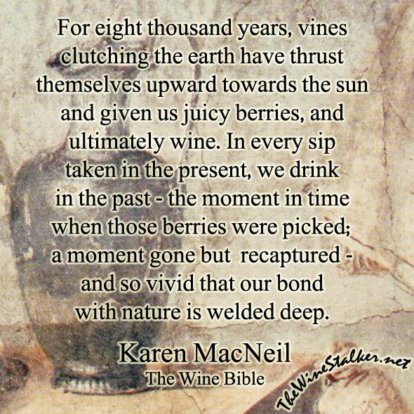 Karen MacNeil, The Wine Bible