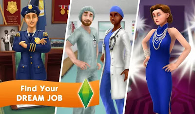 The Sims FreePlay Mod v5.24.0 Apk Terbaru