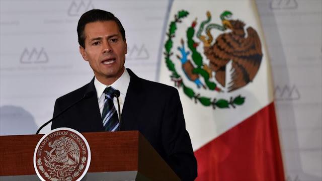 Peña Nieto a EEUU: México negociará de manera firme