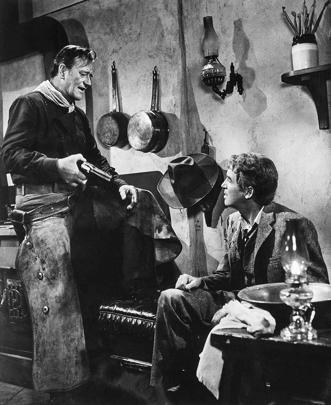 1001 Classic Movies: The Man Who Shot Liberty Valance