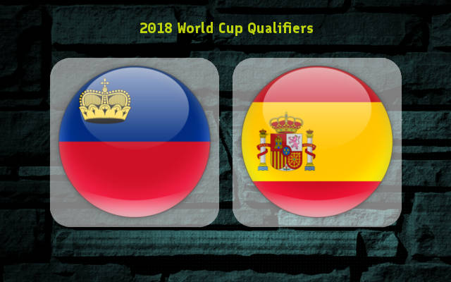 Liechtenstein vs Spain Full Match & Highlights 05 September 2017