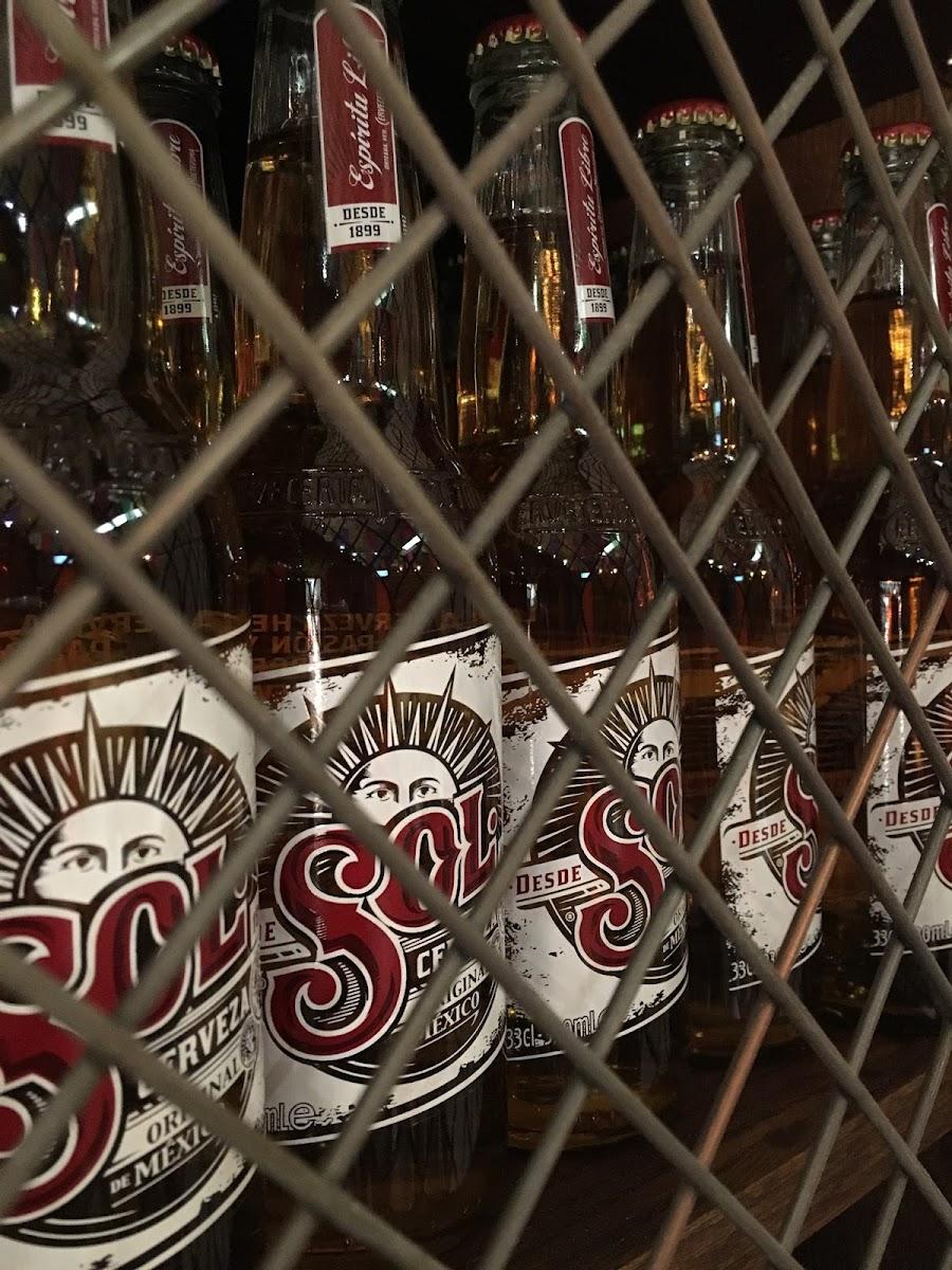 Bodega Cantina review food Leicester St Martins Midlands beer