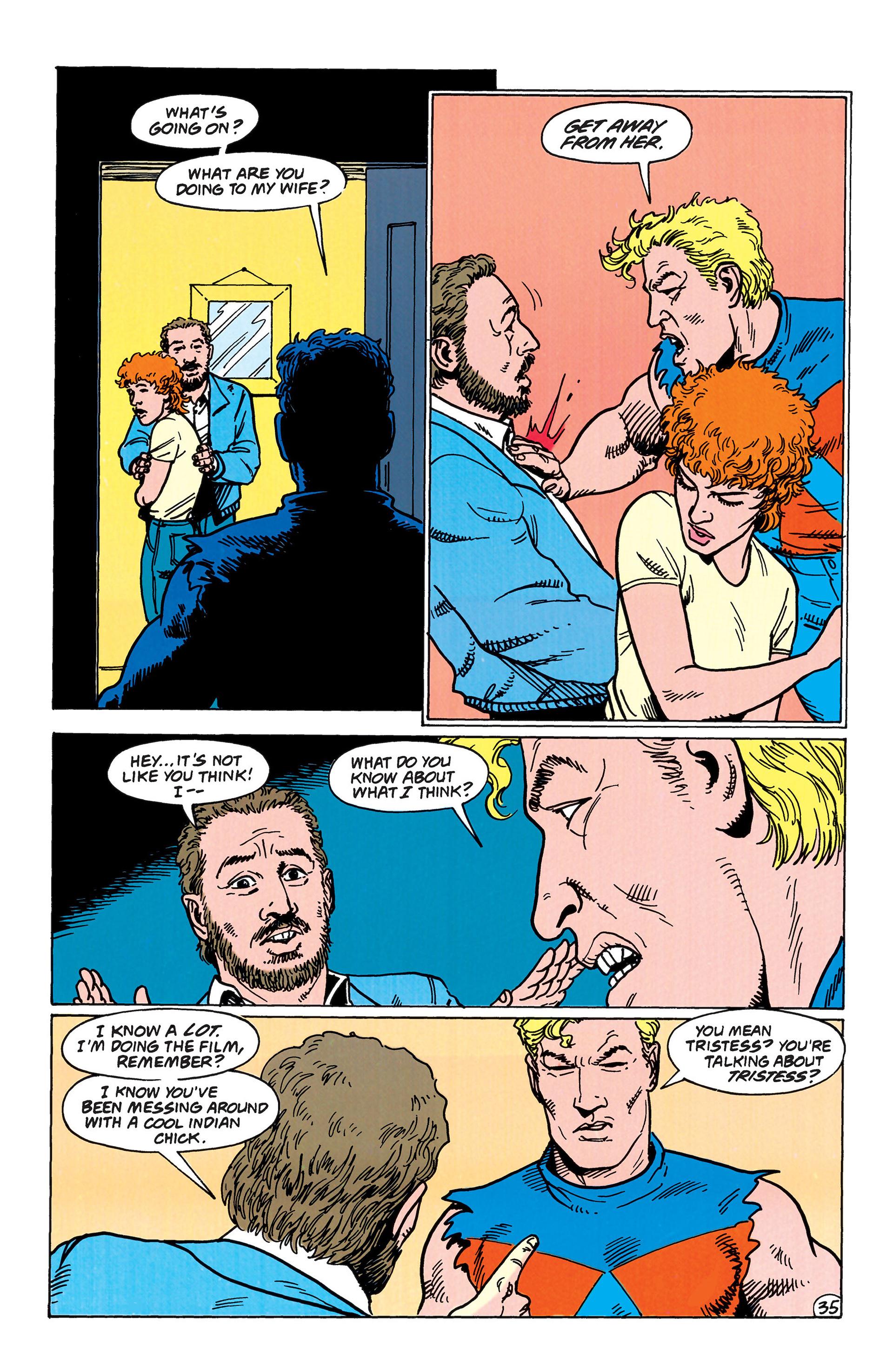 Read online Animal Man (1988) comic -  Issue #50 - 35