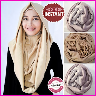 hijab segi empat ala zaskia adya mecca