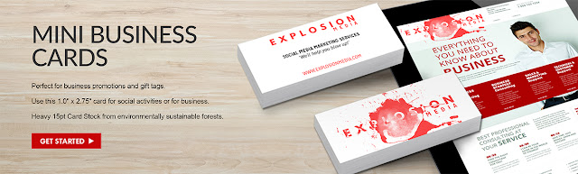Business Cards Are Great to Promote Your Company or Brand