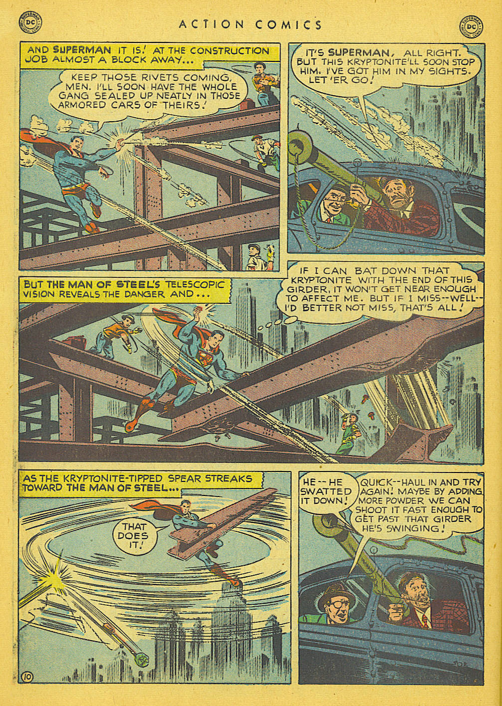 Read online Action Comics (1938) comic -  Issue #142 - 11