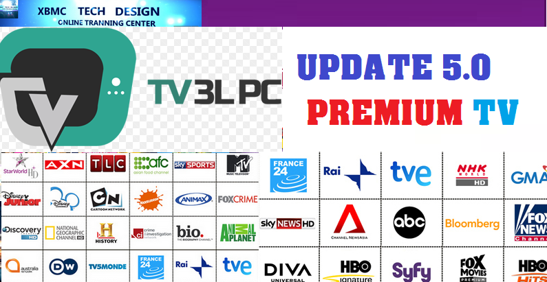 Download TV-3L PC 5.0(Update) New Android TV(Pro) IPTV Apk For Android Streaming Live Tv,Movies,Cricket ,Sports on Android     Quick TV-3L PC5.0(Update) New Android TV(Pro)IPTV Android Apk Watch Premium Cable Live Sports Channel on Android