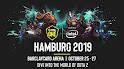 Vòng bảng ESL One Hamburg khởi tranh ngày hôm nay