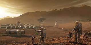 2. PLANETA MARTE puede ser habitable