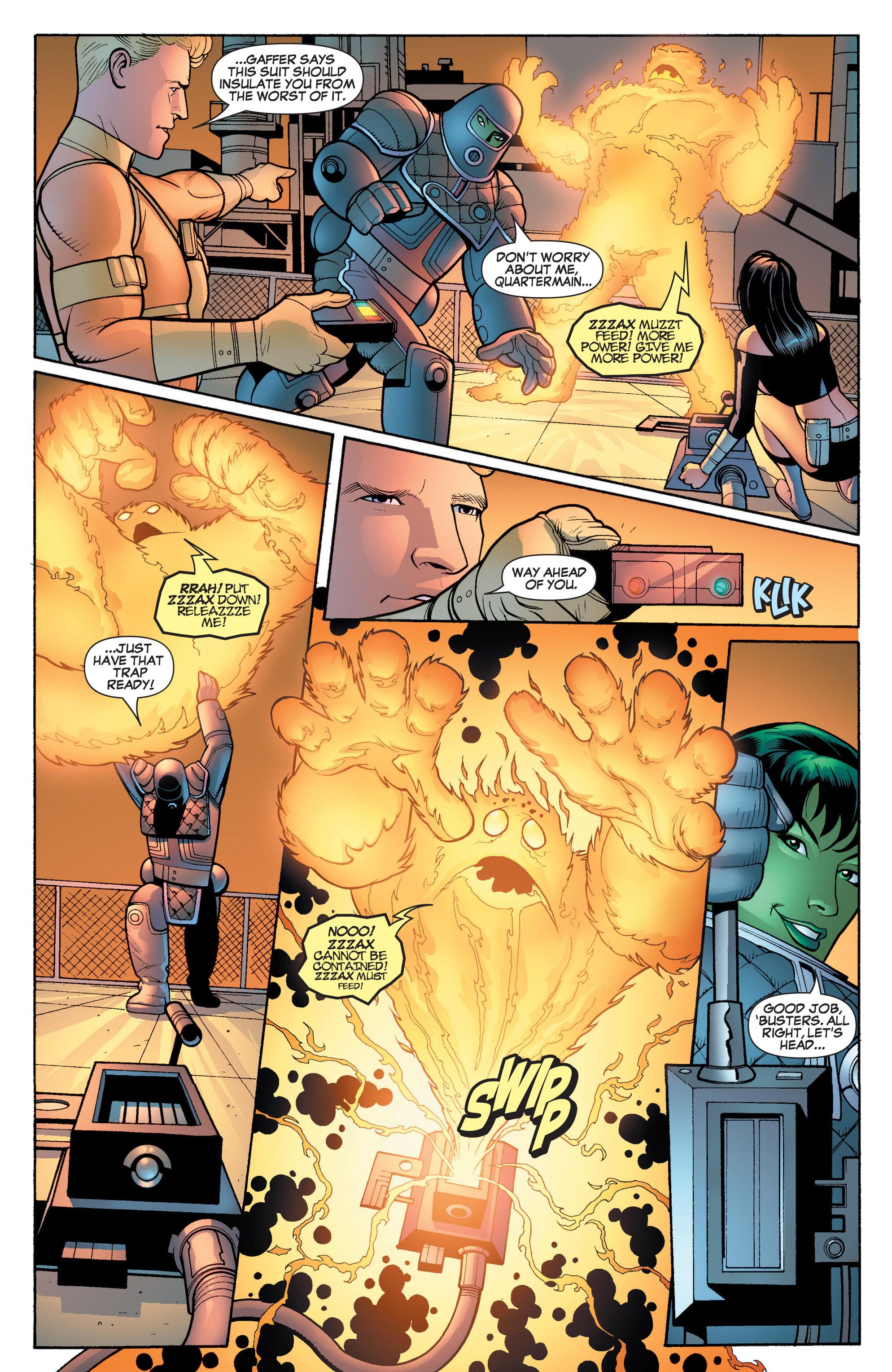 Read online She-Hulk (2005) comic -  Issue #17 - 4