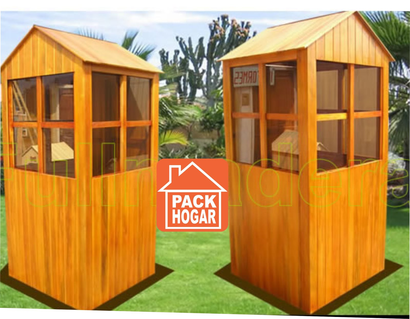 Casetas prefabricadas de madera - Caseta prefabricada madera ...