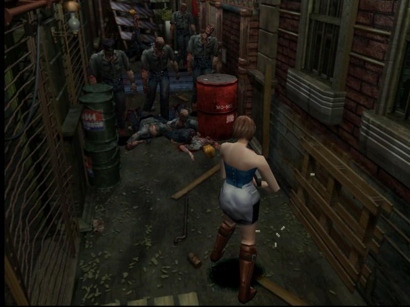 BAIXAR JOGOS DE PS1 ISO: Baixar Resident evil 3 - Nemesis ...