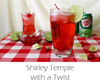 Shirley Temple With a Twist
