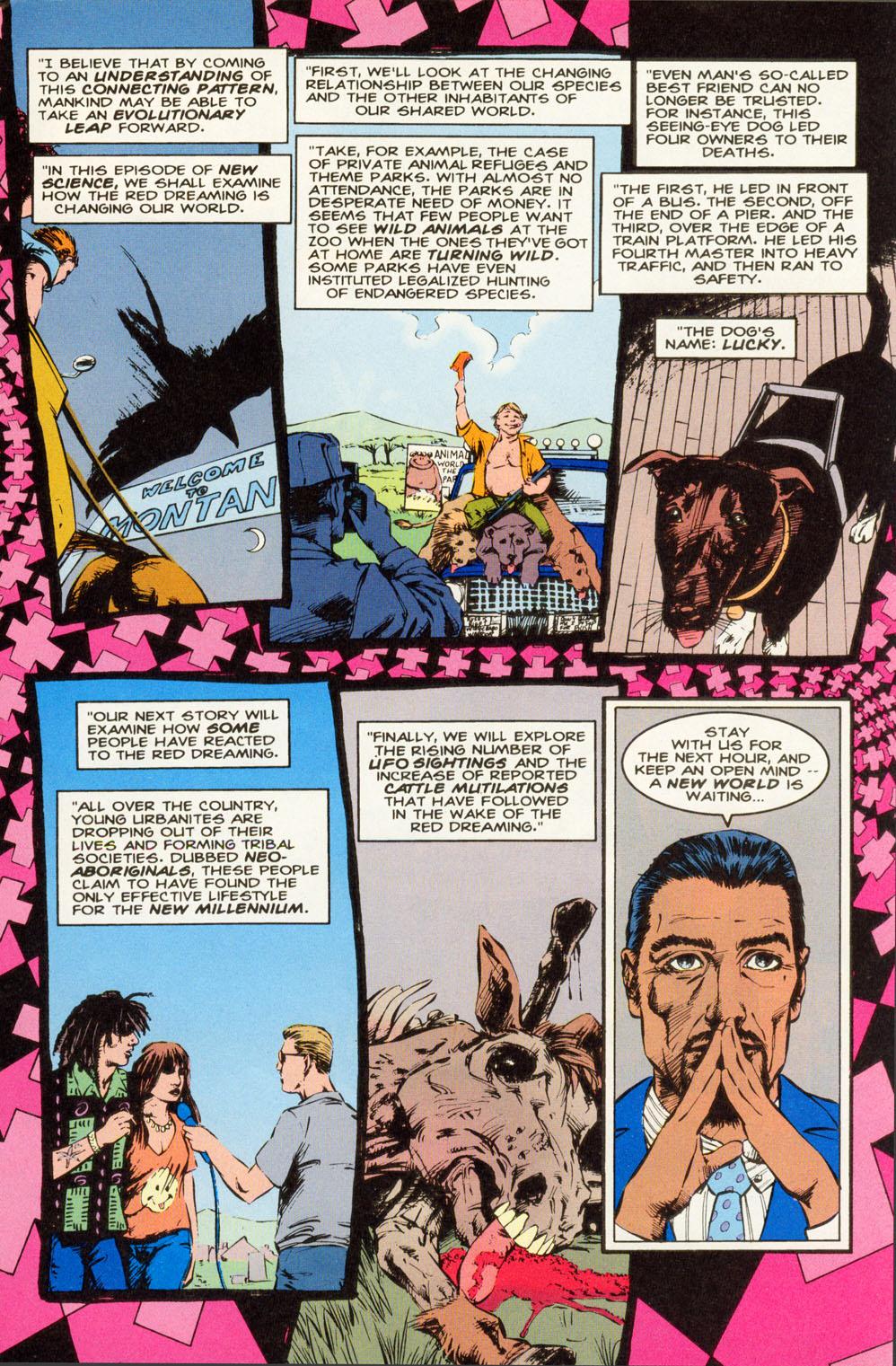 Read online Animal Man (1988) comic -  Issue #81 - 9