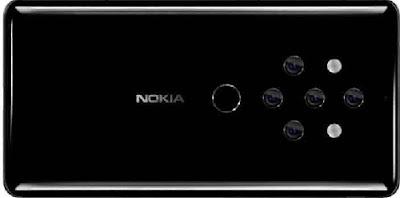 أول هاتف في العالم بـ5 كاميرات