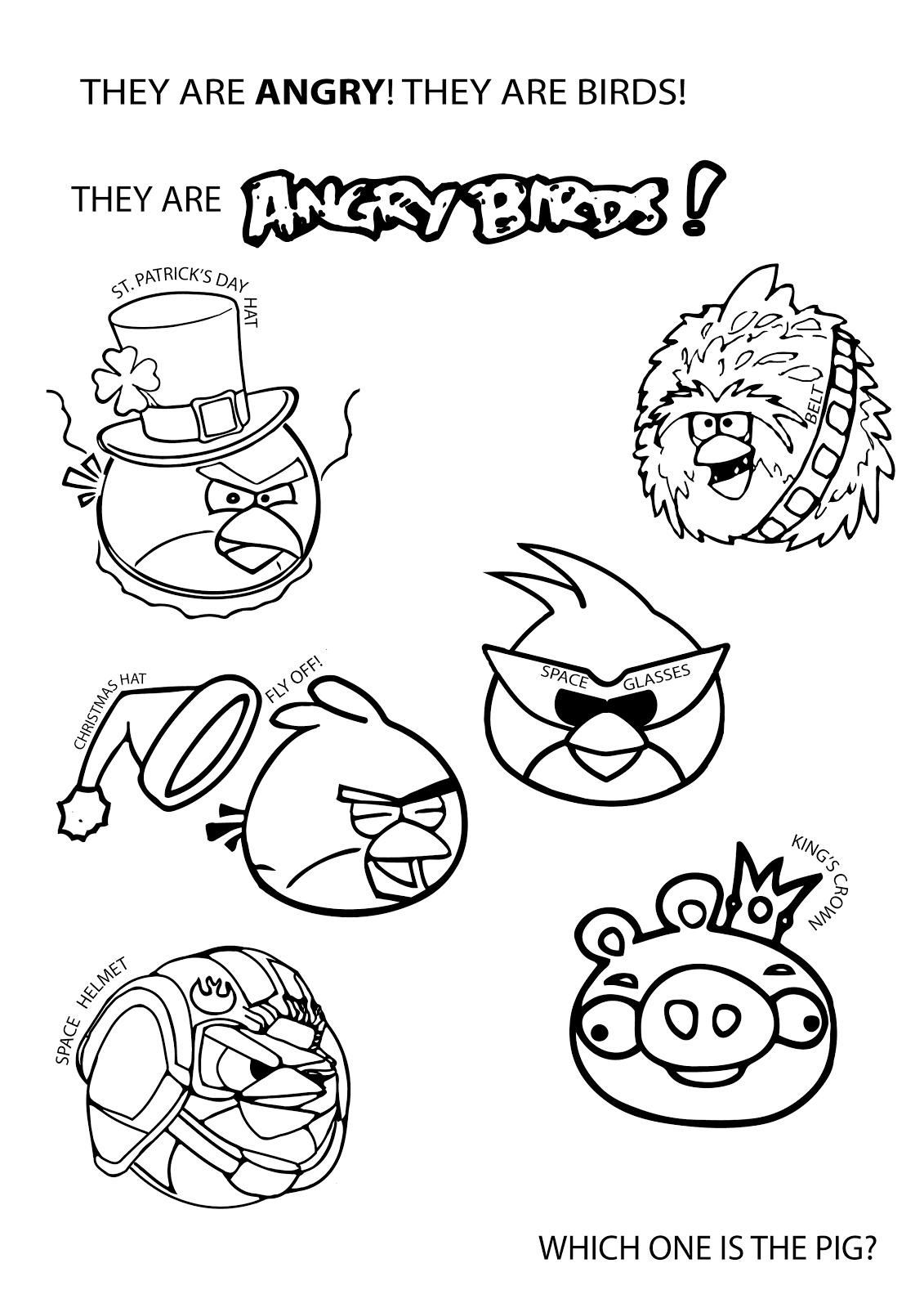 Páginas para colorear originales Original coloring pages: 06/02/17